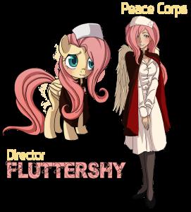 Fluttershy - ředitel